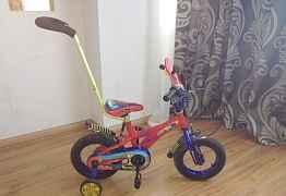 Детский велосипед Disney