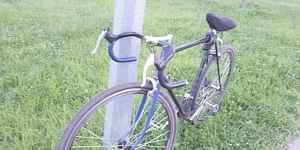 Велосипед хвз сделан в СССР