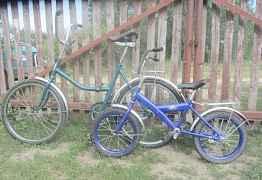 Велосипед детский 3 - 9 лет