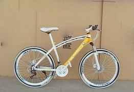БМВ X2. Модный велосипед для езды