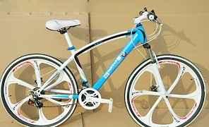 БМВ X2. Лимитированный велосипед для катания