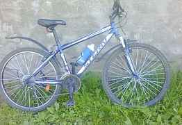 Продам велосипед или меняю на рабочий мопед