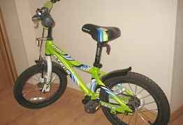 Детский велосипед стелс пилот 180