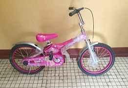 Велосипед для девочки новый