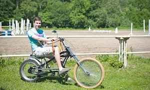 Велосипед Растабайк Чоппер BIG MO