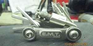 Specialized EMT Мини Мульти Tool, red 2012 велонаб