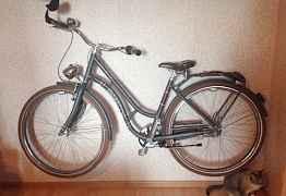 Велосипед круизер Bergamont Summerville N7 28