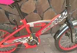Велосипед, 4-8лет