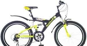 Велосипед Топ Гир Неон Top Гир Неон 220