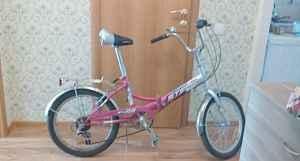 Велосипед Стелс Пилот 450 подростковый