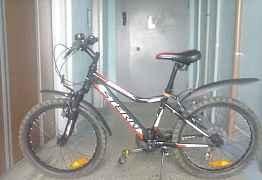 Велосипед состояние нового
