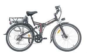 Электровелосипед Wellness Кросс Rack 750 w Новый
