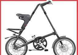 Складной велосипед McFly для города