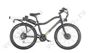 Электровелосипед Volteco Pedeggio Dual 1000 Новый