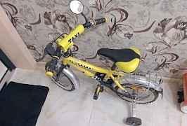 Велосипед 2-4 года