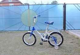 Продаётся детский велосипед для 3-7 лет
