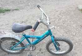 Велосипед для ребенка от 4 до 8 лет