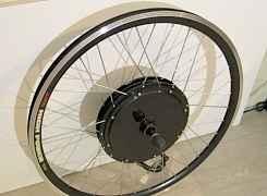 Мотор-колесо 1000Вт, электронабор для велосипеда