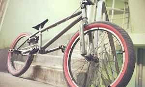 BMX haro 200.3