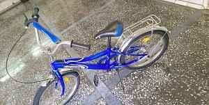Продаём детский велосипед б. у