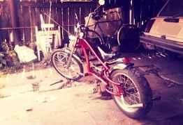 Чоппер Big Mo (LA Cycles Кобра)