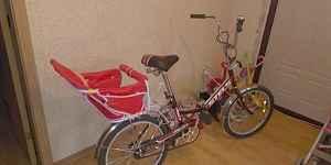 Складной велосипед 5 тысяч рублей