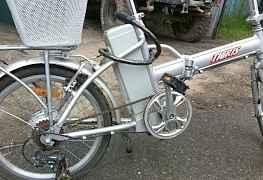 Электровелосипед Tigris