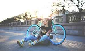 Велосипеды fixed (фиксед гир)