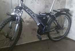 Продается велосипед скоростной Уран. 26)