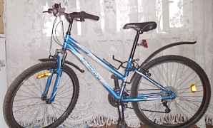 Продается велосипед горный женский
