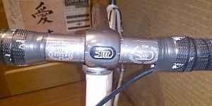 Шоссейный велосипед Mosconi на навеске Shimano 600