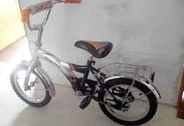 Велосипед для детей 4-8 лет