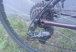 Велосипед на раме GT Аваланш Эксперт 24скорости