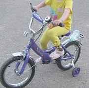 Велосипед на возраст 3-7лет