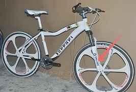 Горный велосипед феррари SE3 на литье