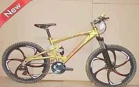 Горный велосипед феррари JK7 дискилитые