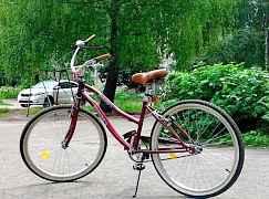 Прогулочные велосипеды 2 шт