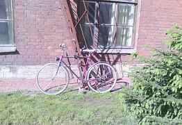 Финский ретро велосипед