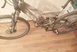 Горный велосипед Tornado на запчасти