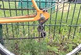 Велосипед хвз В-54 харьков