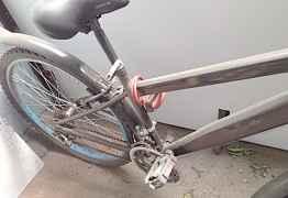 Велосипед с балкона