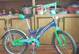 Детский двухколёсный велосипед аватар