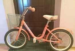 Детский велосипед с 5-8лет