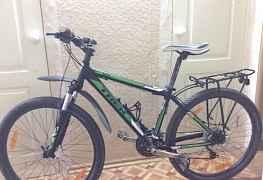 Горный велосипед трек 3500 disc рама 16 алюминий