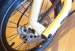 Велосипед Strida 5.2 складной, идеальное состояние