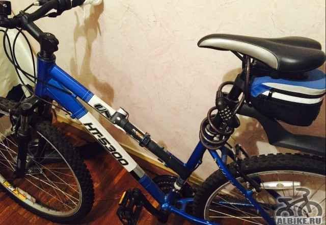 Продаю новый велосипед univega HT-5300