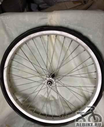 Колесо велосипедное новое