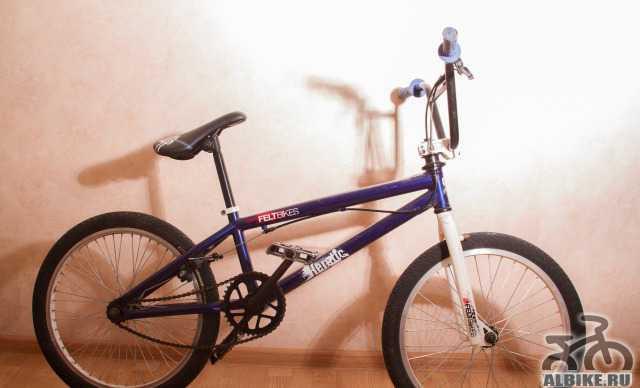 Felt Bikes, Heretic