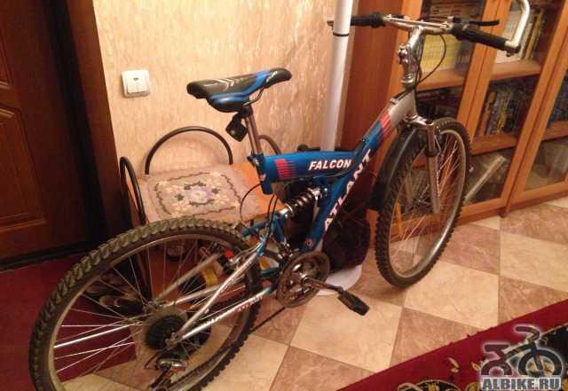 Велосипед фалькон