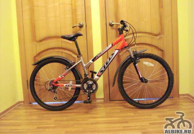 Велосипед для подростка Стелс Навигатор 440